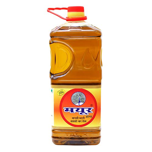 MAYUR KACHI GHANI MUSTARD OIL 2LTR